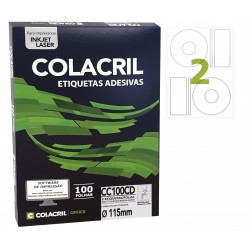 Papel Carta - CC100CD 100...